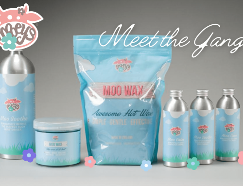 The Moo Wax Range; putting your skin first!