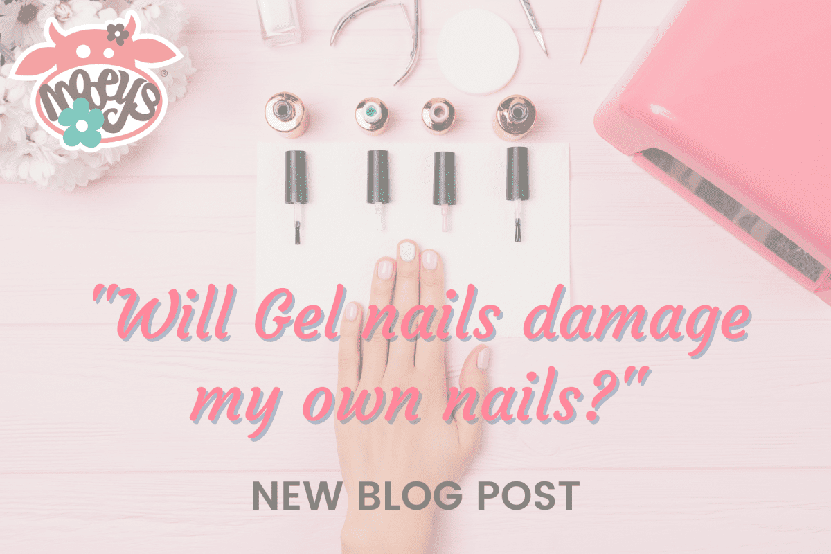 will gel nails damage