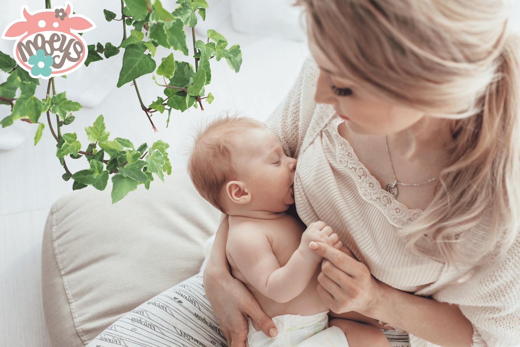 Breastfeeding in Mooeys Salons