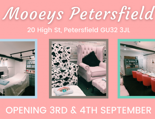 Mooeys Petersfield – NOW OPEN! We are celebrating with an official launch on the 3rd & 4th September